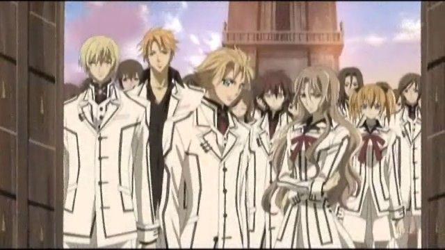 Tenka Seiha Vampire Knight Guilty 01 The Vampires Kiss Blog Archive